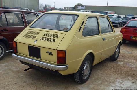 SEAT 133 1974 - 1979 Hatchback 3 door #4