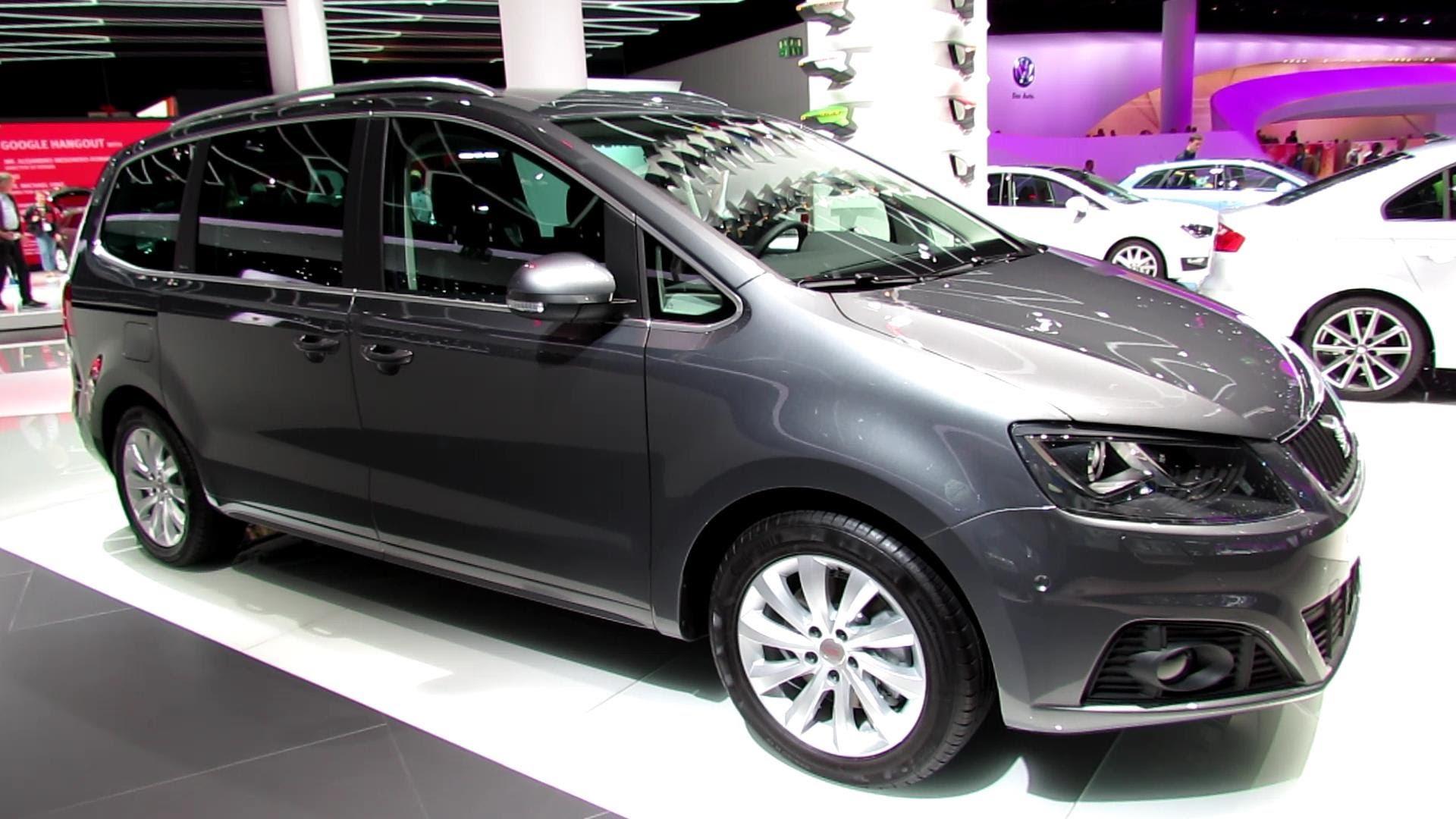 SEAT Alhambra II Restyling 2015 - now Minivan #5