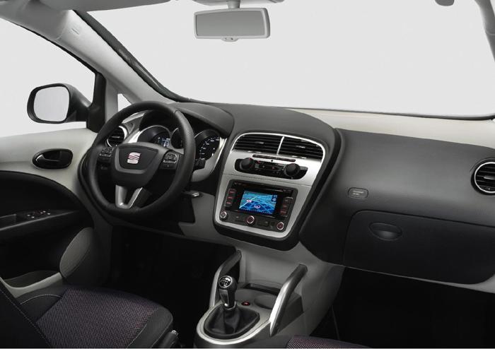 SEAT Altea I 2004 - 2009 Compact MPV #7
