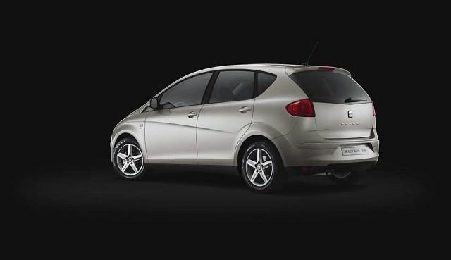 SEAT Altea I 2004 - 2009 Compact MPV #5