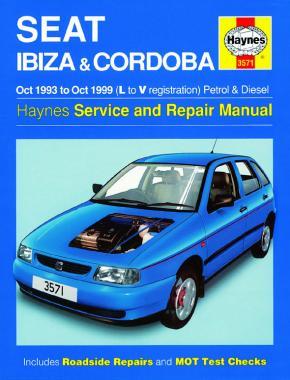 SEAT Cordoba I 1993 - 1999 Coupe #4