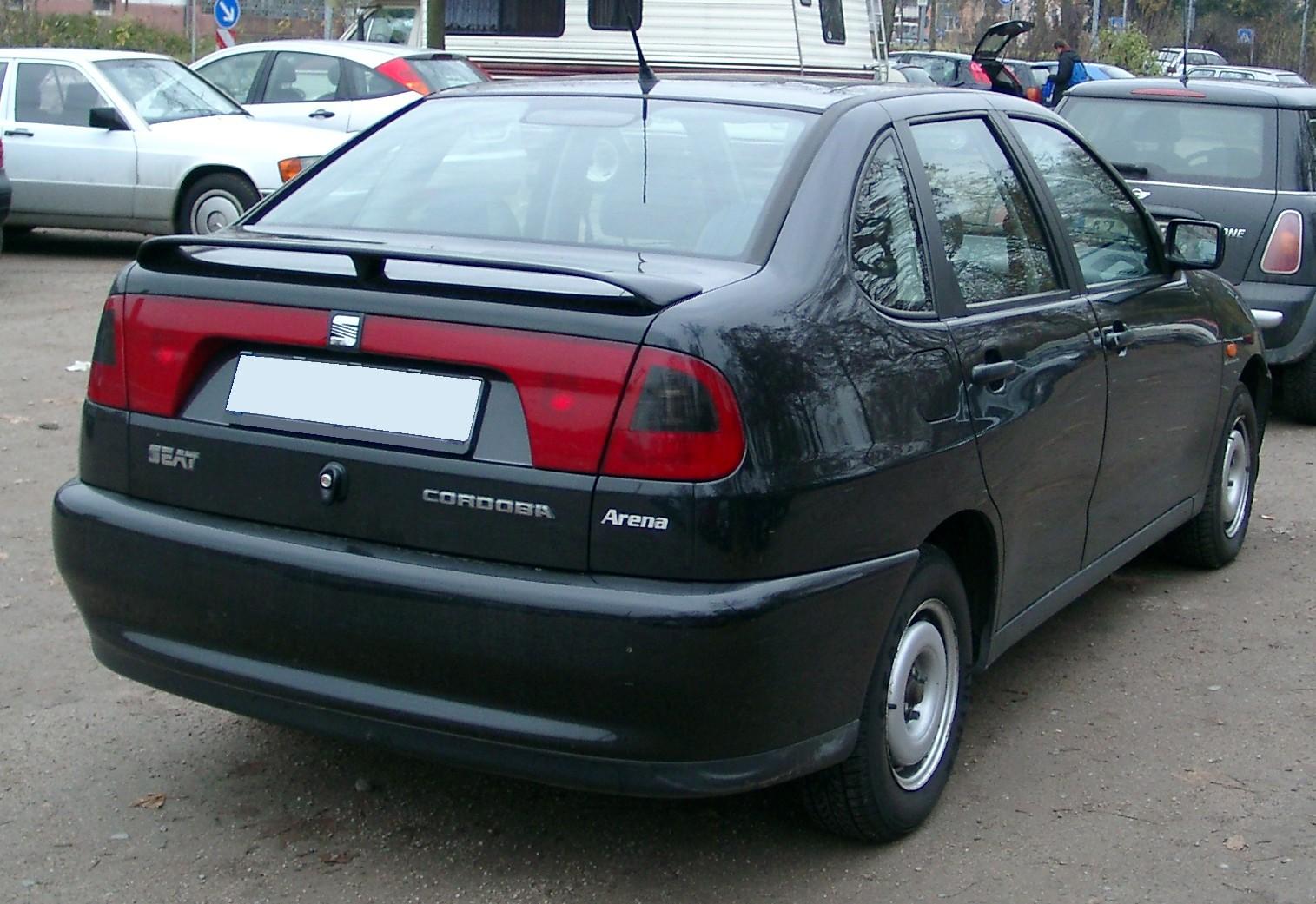SEAT Cordoba I 1993 - 1999 Coupe #2