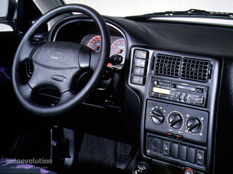 SEAT Cordoba I 1993 - 1999 Coupe #7