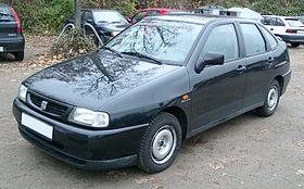 SEAT Cordoba I 1993 - 1999 Coupe #8
