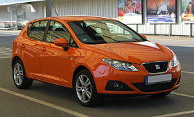 SEAT Ibiza IV Restyling 2 2015 - now Station wagon 5 door #8