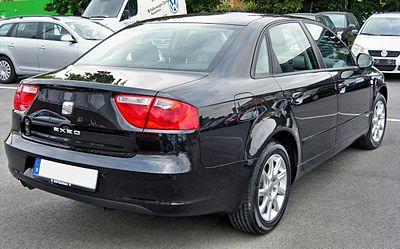 SEAT Exeo 2008 - 2013 Station wagon 5 door #1