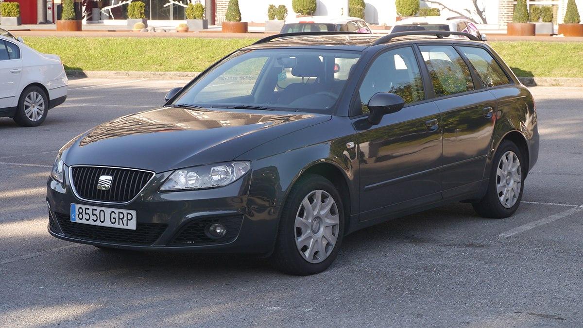 SEAT Exeo 2008 - 2013 Station wagon 5 door #6