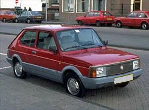 SEAT Ronda 1982 - 1988 Hatchback 5 door #4