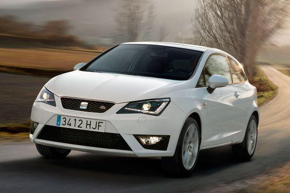 SEAT Ibiza IV Restyling 2 2015 - now Station wagon 5 door #1