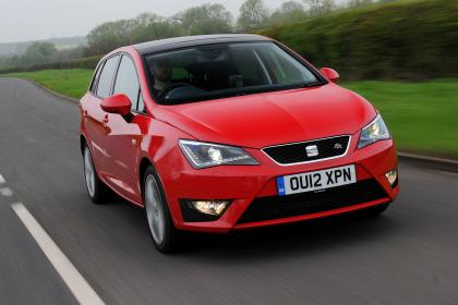 SEAT Ibiza IV Restyling 2 2015 - now Station wagon 5 door #6