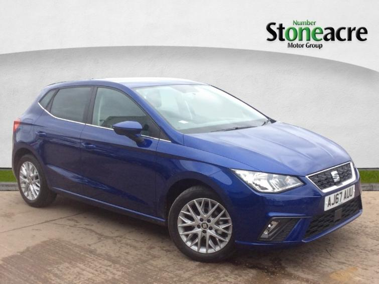 SEAT Ibiza IV Restyling 2 2015 - now Station wagon 5 door #4