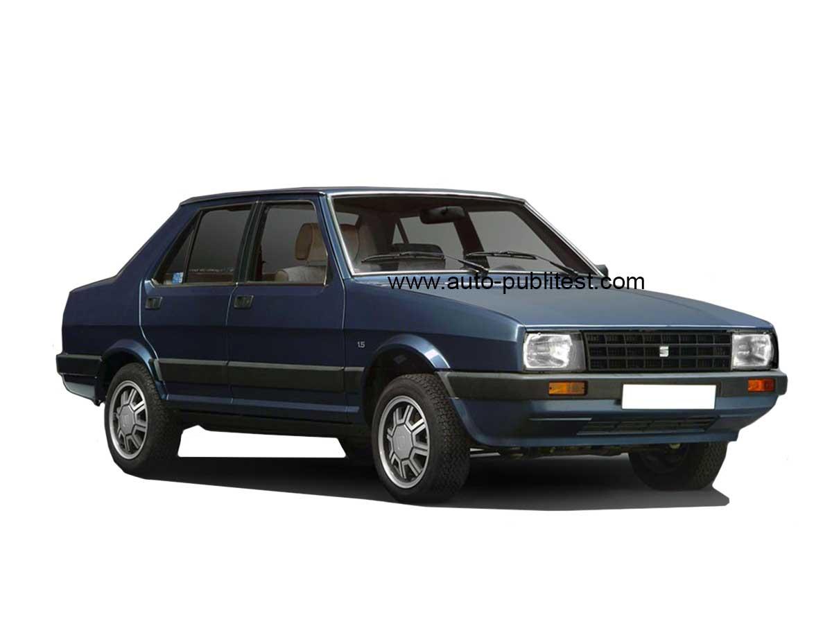 SEAT Malaga 1985 - 1993 Sedan #2