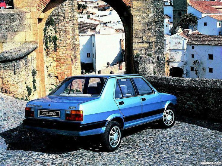SEAT Malaga 1985 - 1993 Sedan #1