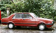 SEAT Malaga 1985 - 1993 Sedan #7