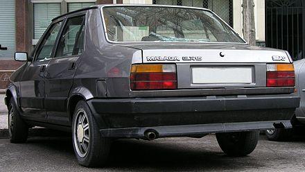 SEAT Malaga 1985 - 1993 Sedan #6