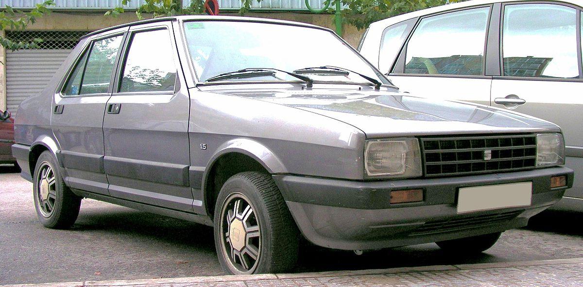 SEAT Malaga 1985 - 1993 Sedan #8