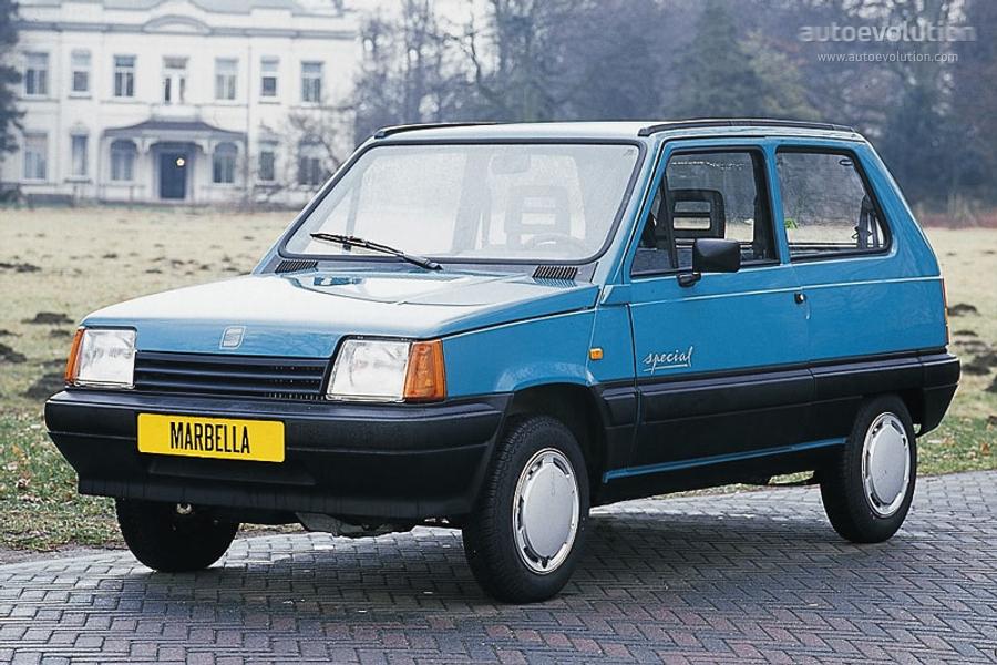 SEAT Marbella 1986 - 1998 Hatchback 3 door #7