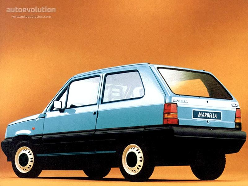 SEAT Marbella 1986 - 1998 Hatchback 3 door #6