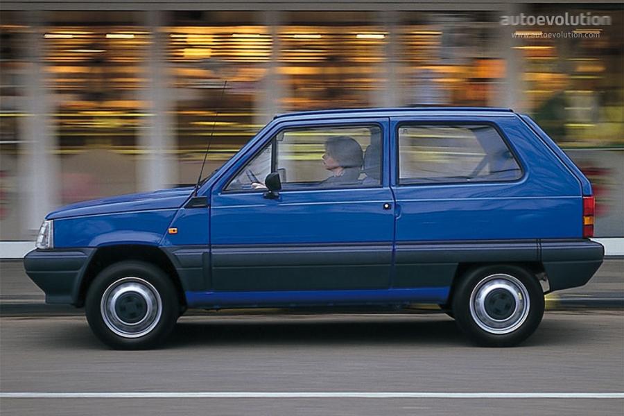 SEAT Marbella 1986 - 1998 Hatchback 3 door #4