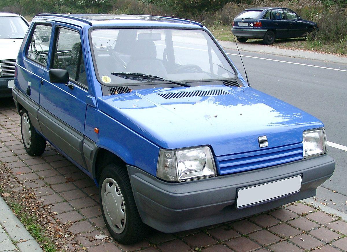 SEAT Marbella 1986 - 1998 Hatchback 3 door #8