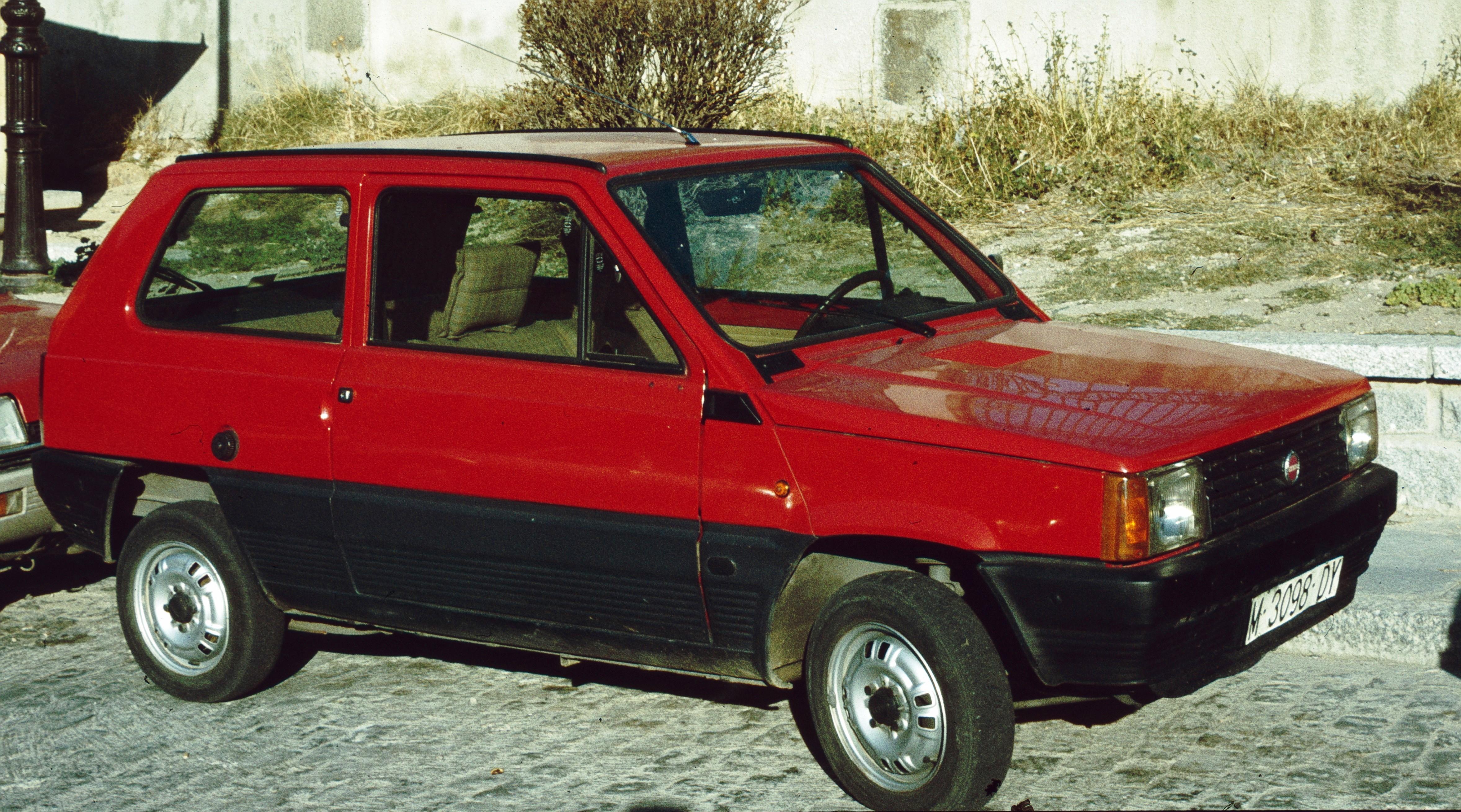 SEAT Marbella 1986 - 1998 Hatchback 3 door #5