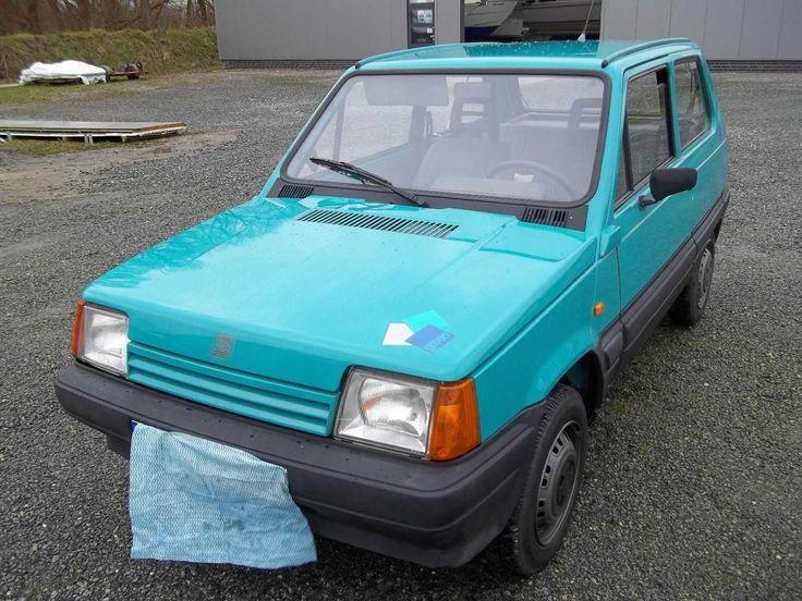 SEAT Marbella 1986 - 1998 Hatchback 3 door #2