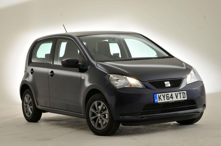 SEAT Mii 2011 - now Hatchback 3 door #1