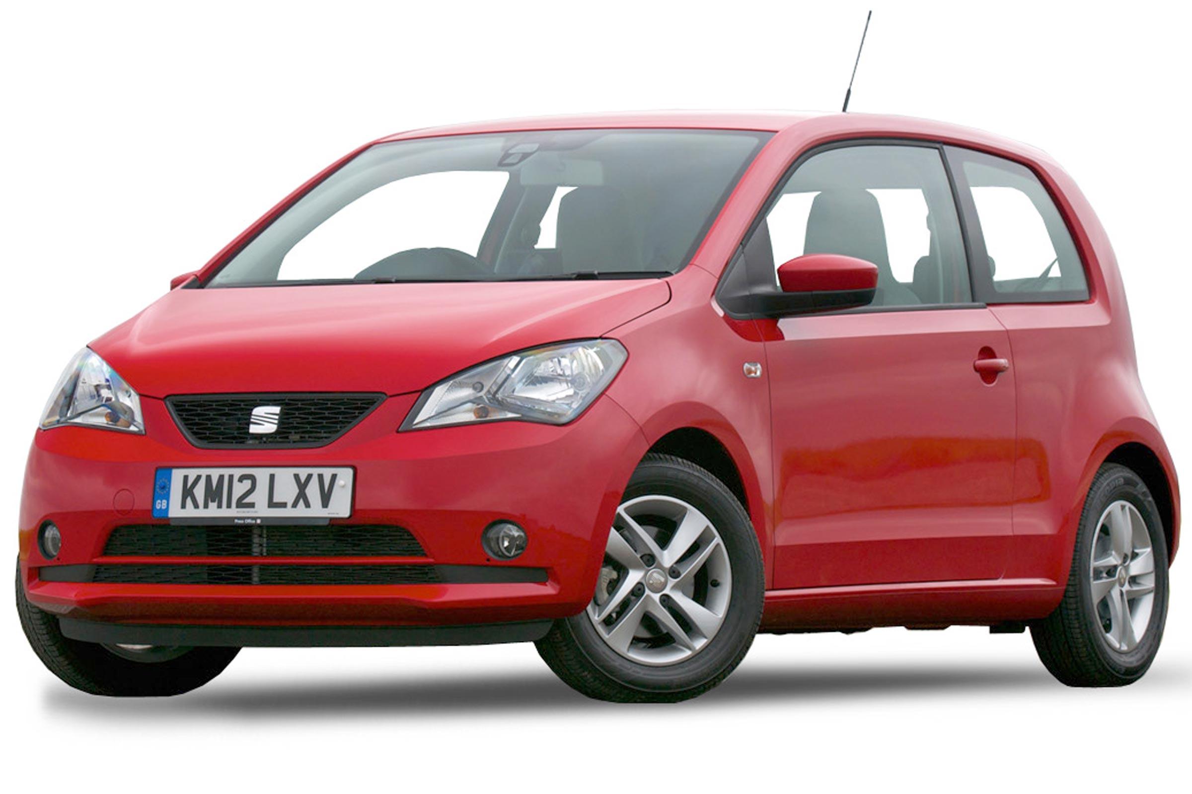 SEAT Mii 2011 - now Hatchback 3 door #6