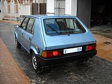 SEAT Ronda 1982 - 1988 Hatchback 5 door #1