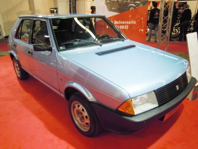 SEAT Ronda 1982 - 1988 Hatchback 5 door #2