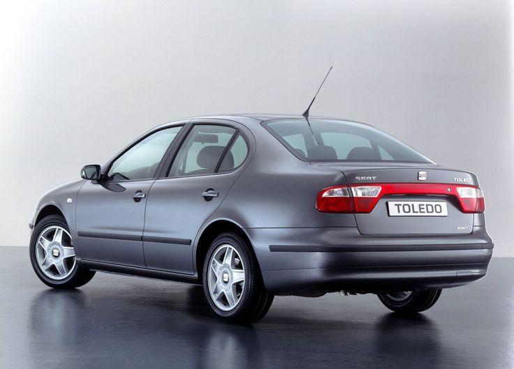 SEAT Toledo II 1998 - 2004 Sedan #6