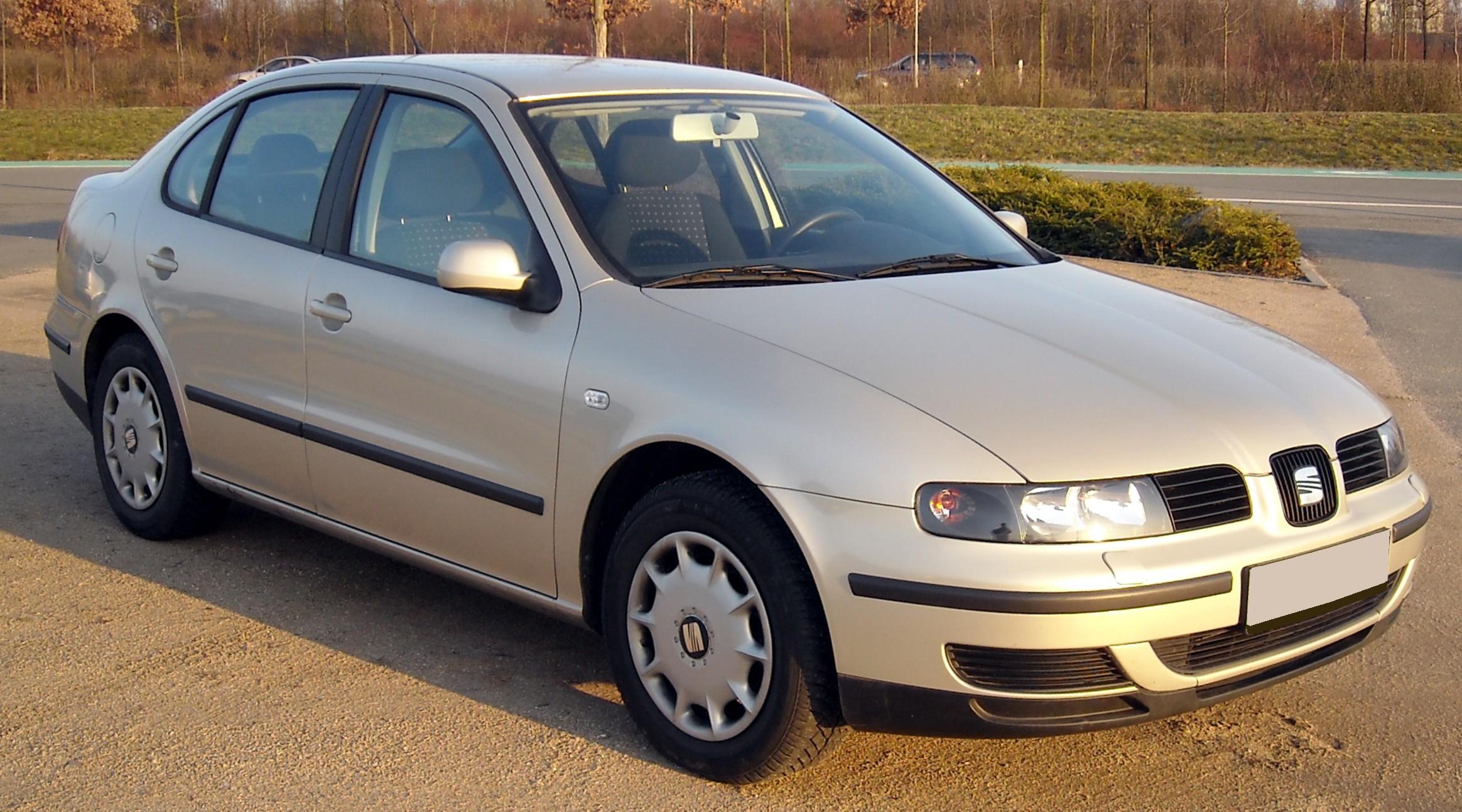 SEAT Toledo II 1998 - 2004 Sedan #3