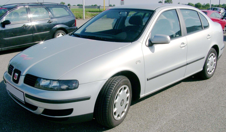 SEAT Toledo II 1998 - 2004 Sedan #2
