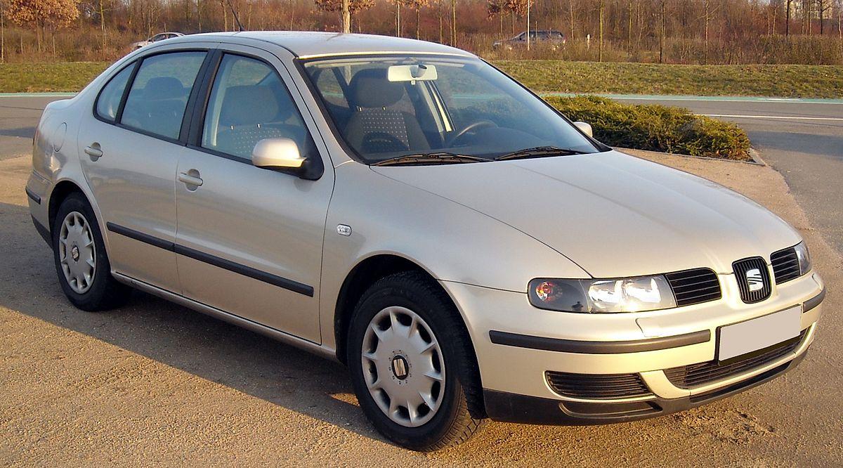 SEAT Toledo II 1998 - 2004 Sedan #8