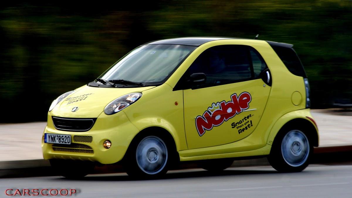 ShuangHuan Noble 2006 - now Hatchback 3 door #2