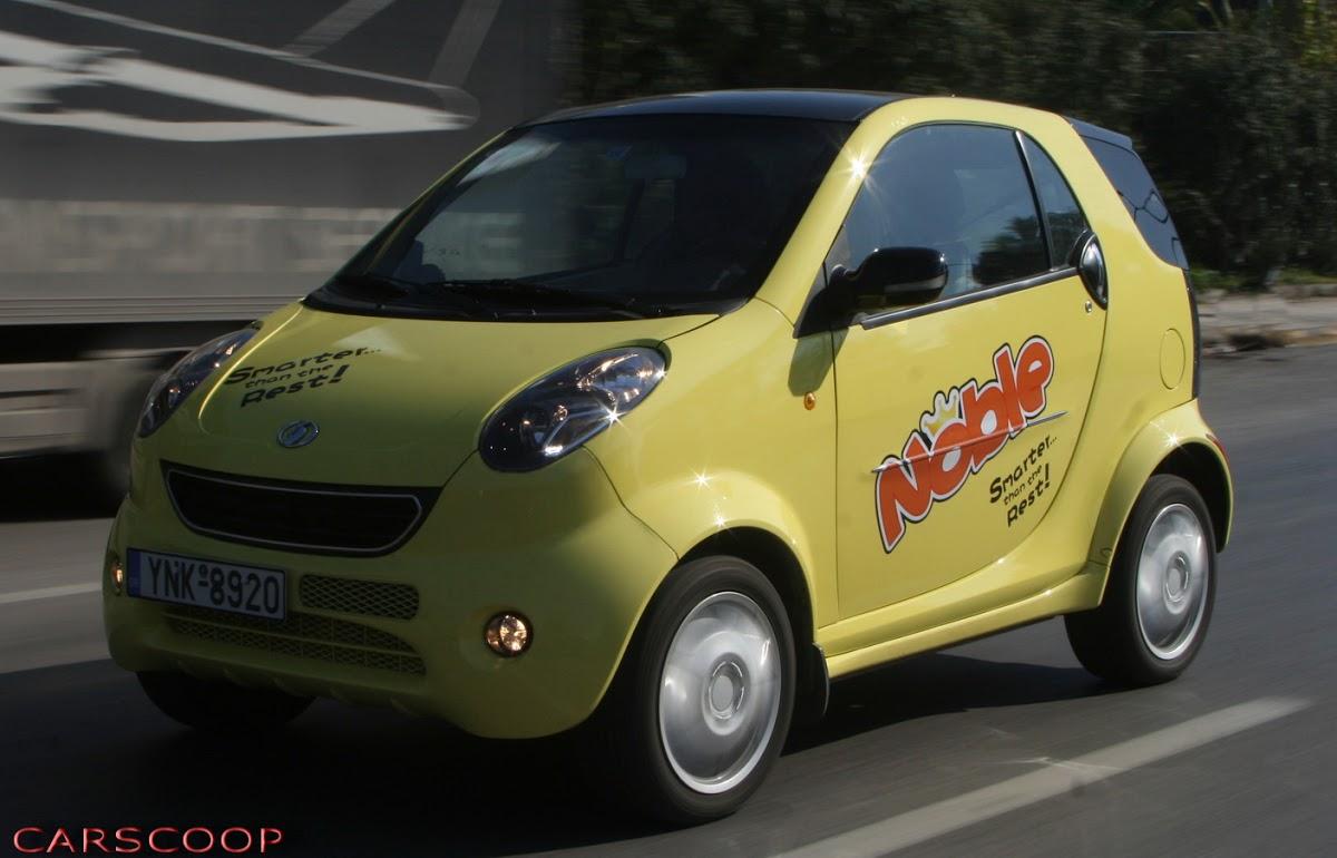 ShuangHuan Noble 2006 - now Hatchback 3 door #5