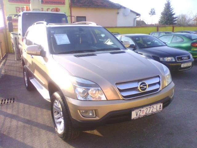 ShuangHuan Sceo 2006 - now SUV 5 door #6