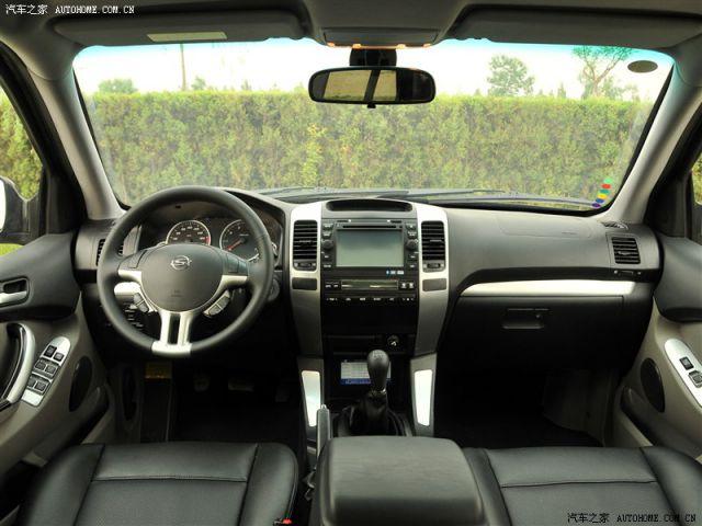ShuangHuan Sceo 2006 - now SUV 5 door #3