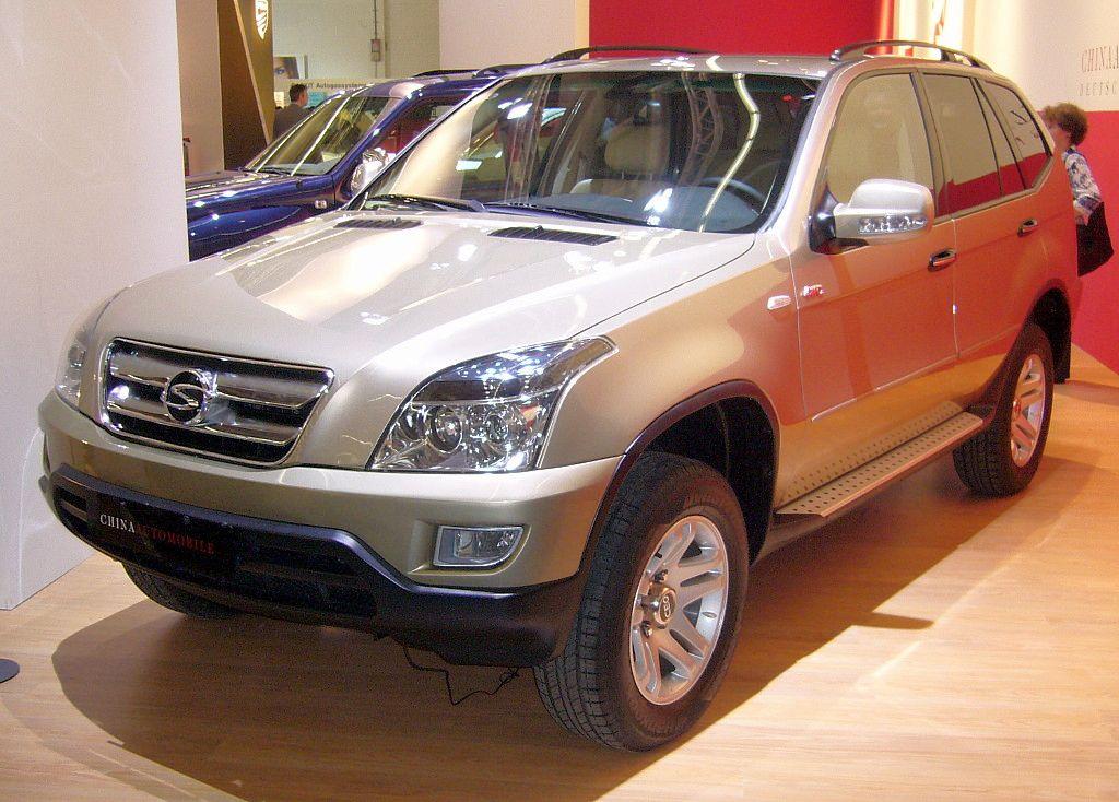 ShuangHuan Sceo 2006 - now SUV 5 door #8