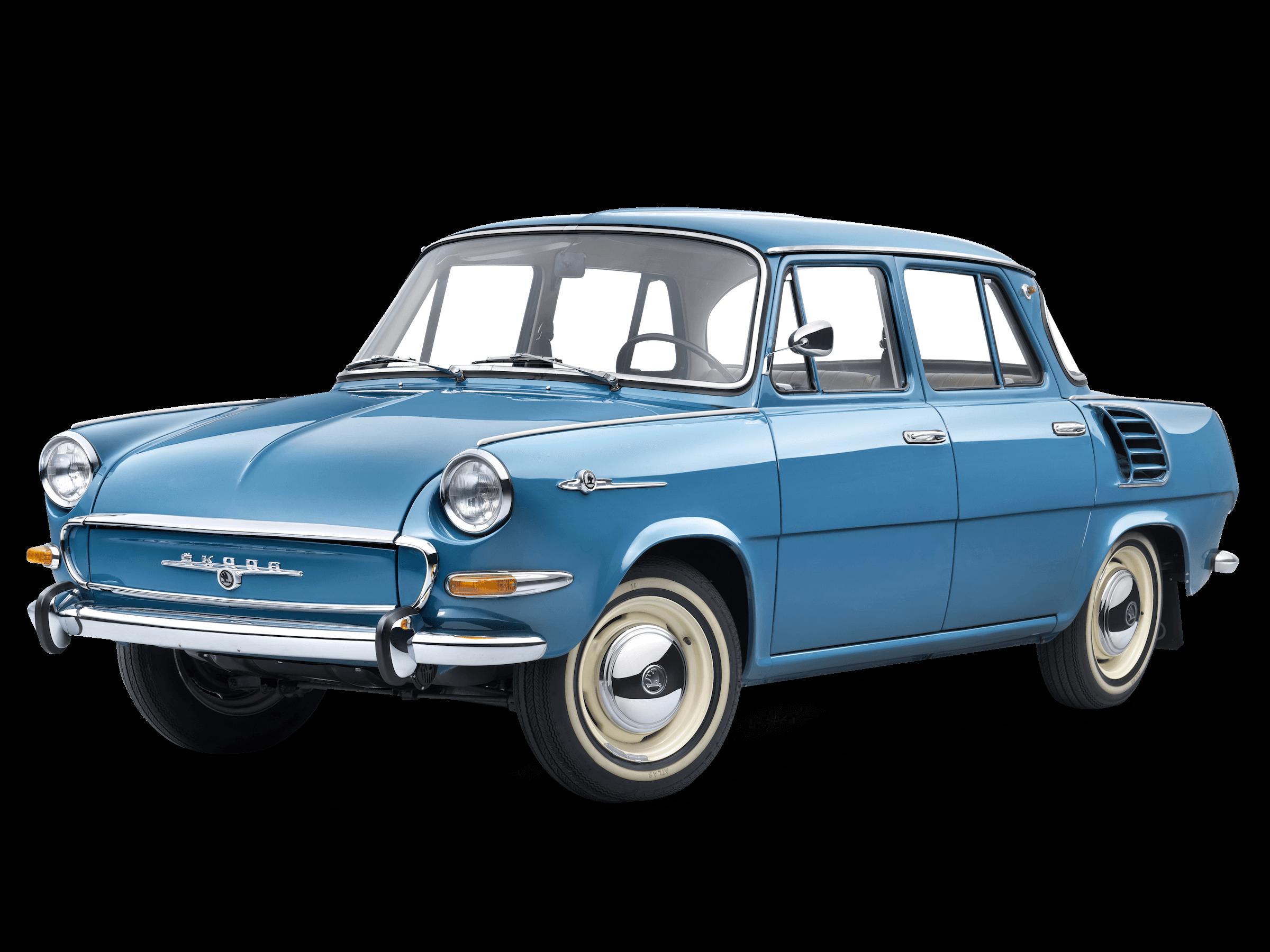 Skoda 100 Series I 1969 - 1984 Coupe #3