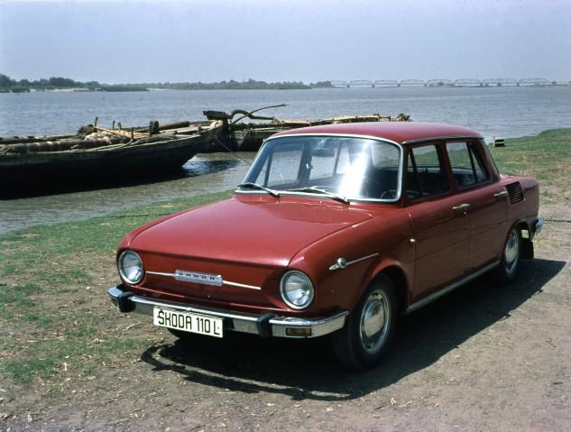 Skoda 100 Series I 1969 - 1984 Coupe #4