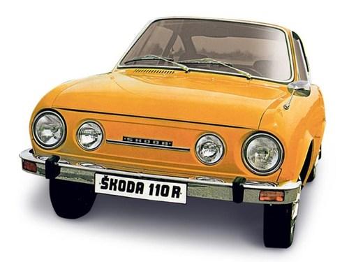 Skoda 100 Series I 1969 - 1984 Coupe #1