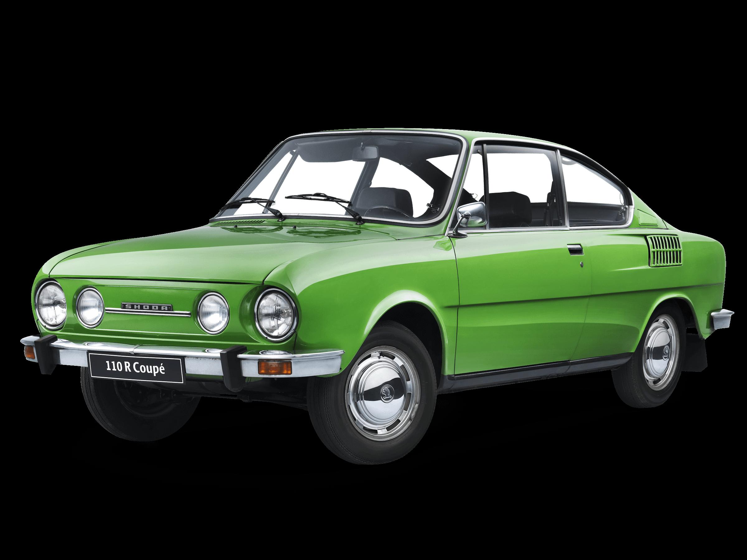 Skoda 100 Series I 1969 - 1984 Coupe #5