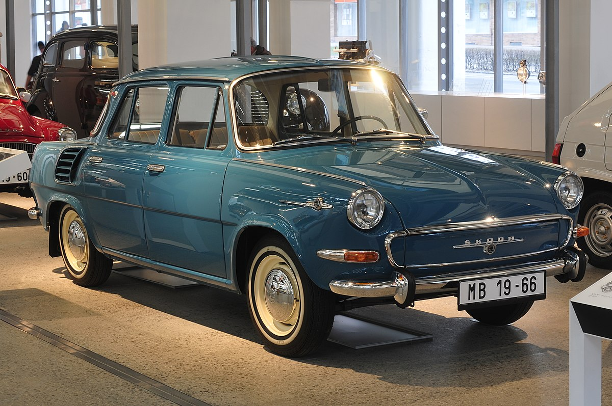 Skoda 100 Series I 1969 - 1984 Coupe #7