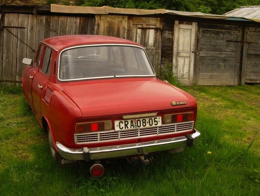 Skoda 100 Series I 1969 - 1984 Coupe #6
