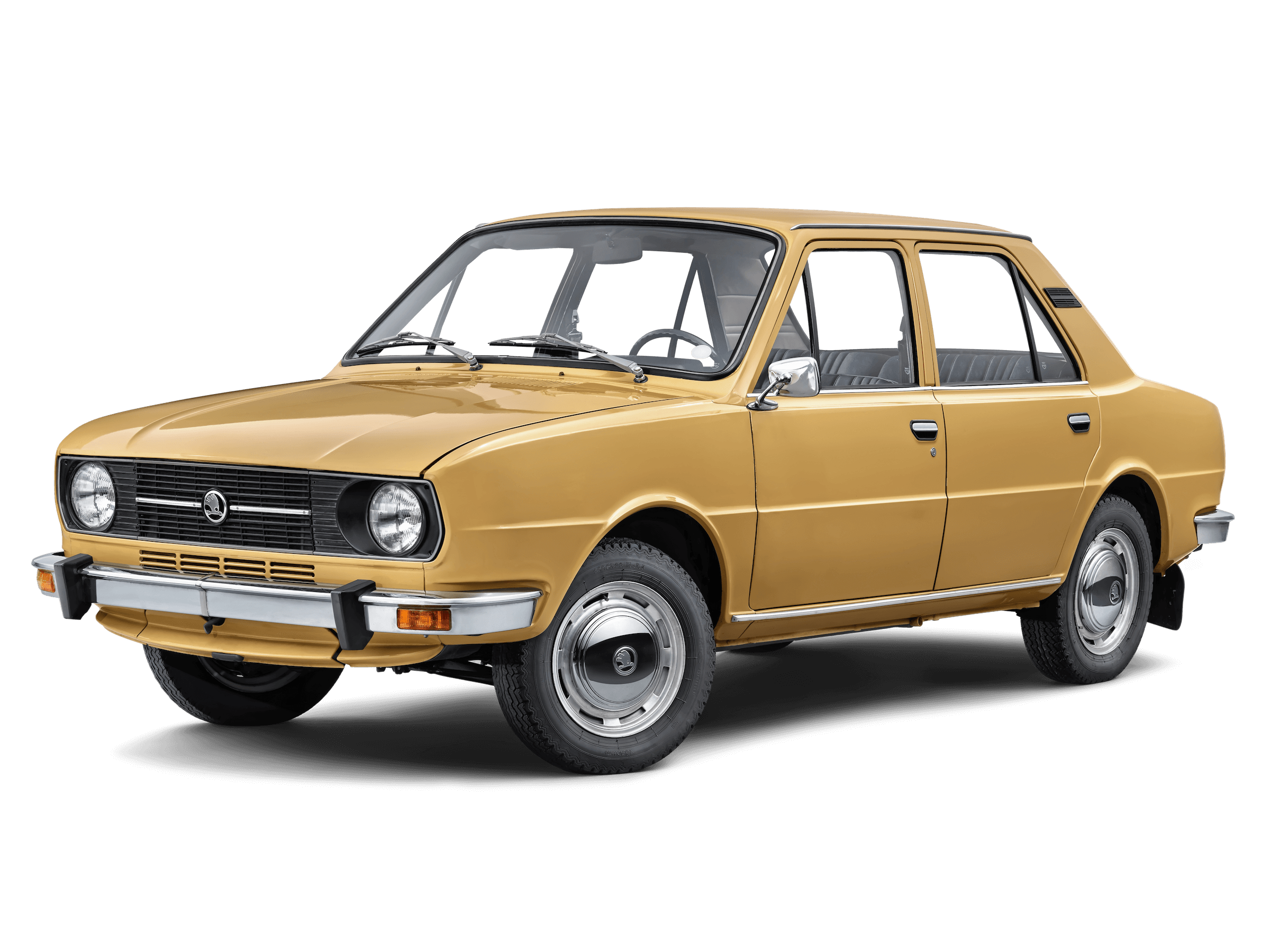 Skoda 105, 120 I 1976 - 1990 Sedan #3