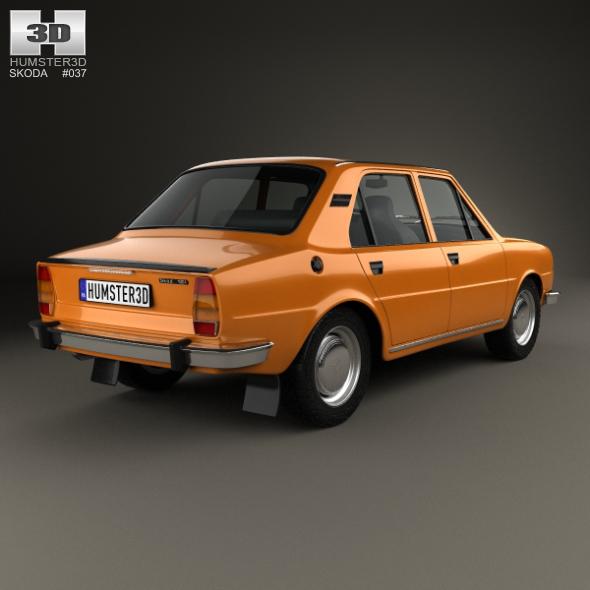 Skoda 105, 120 I 1976 - 1990 Sedan #1
