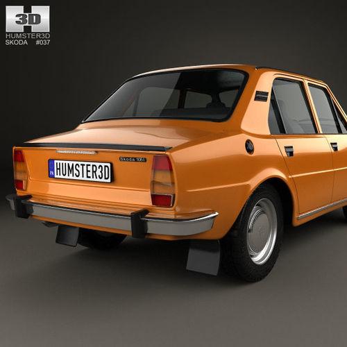 Skoda 105, 120 I 1976 - 1990 Sedan #2