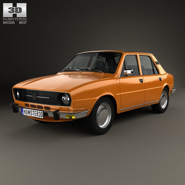 Skoda 105, 120 I 1976 - 1990 Sedan #4