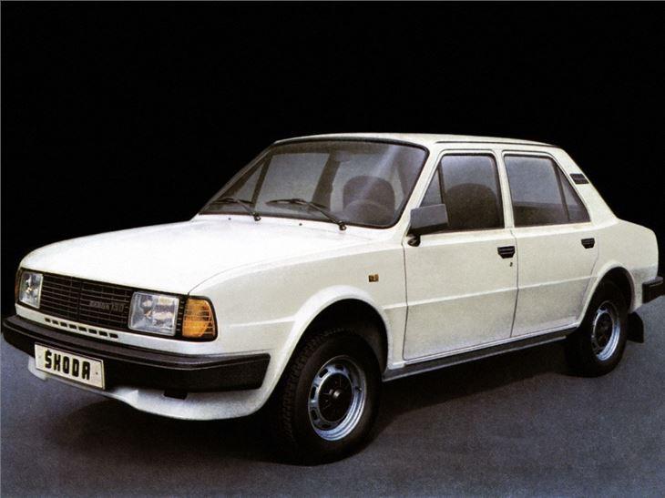 Skoda 105, 120 I 1976 - 1990 Sedan #5